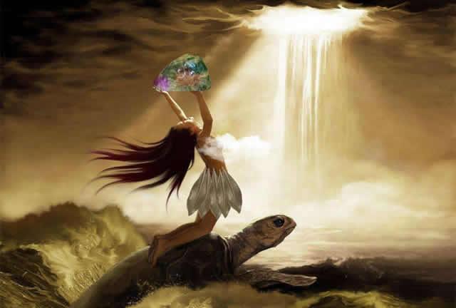 女娲传说的原型:红山女神